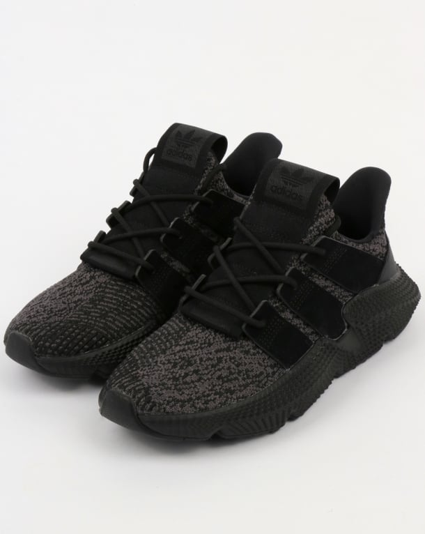 Adidas Prophere Trainers Core Black/Core Black/Red