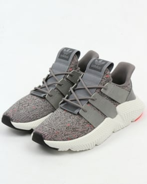 Adidas Prophere Trainers Grey 3/white/solar Red