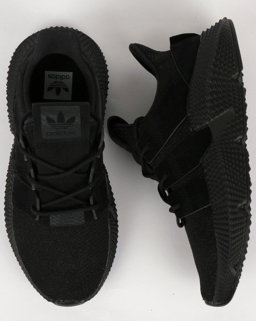 181267e4bbed Adidas Prophere Trainers Triple Black