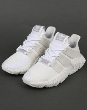 adidas Trainers Adidas Prophere Trainers White/Crystal White