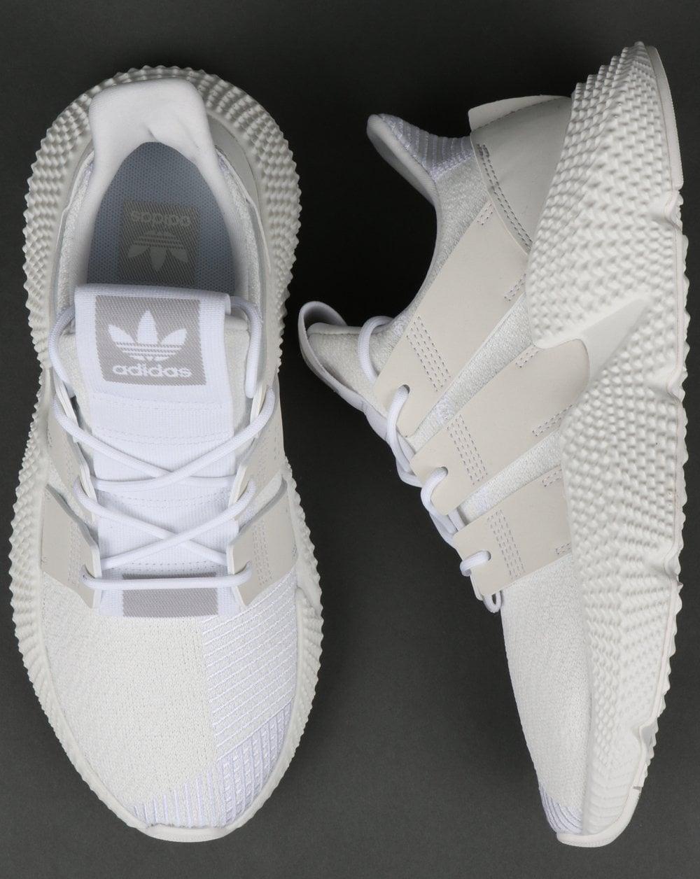 Adidas Prophere Trainers White Crystal White e28a4ebc5