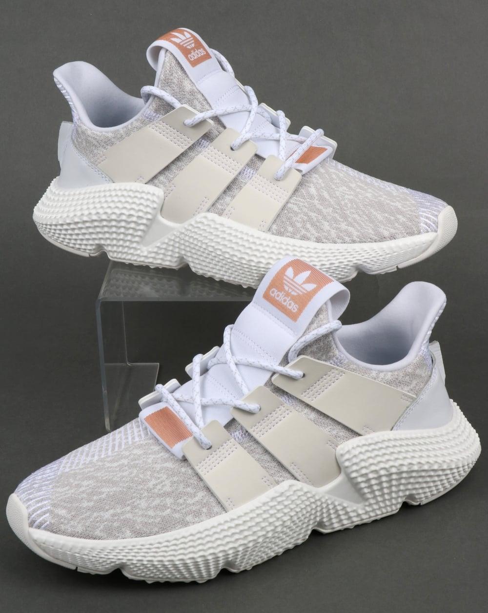 4ba73ad7963e96 Adidas Prophere Trainers White