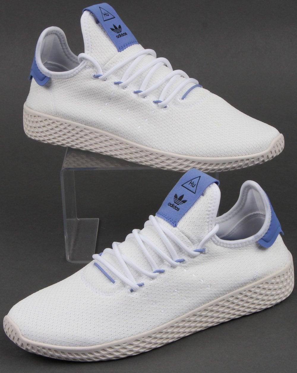 Adidas Pw Tennis Comfort Trainers WhiteLilac