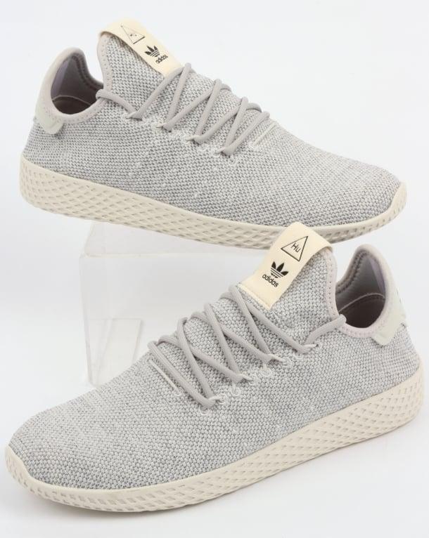 Adidas PW Tennis HU Trainers Grey/White