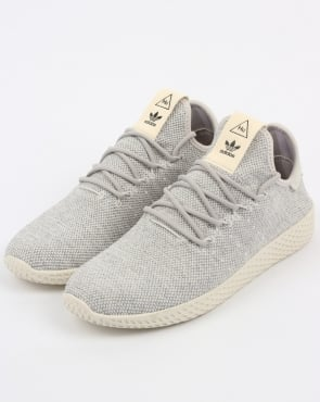 adidas Trainers Adidas PW Tennis HU Trainers Grey/White