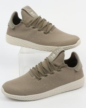 adidas Trainers Adidas PW Tennis HU Trainers Tech Beige/White