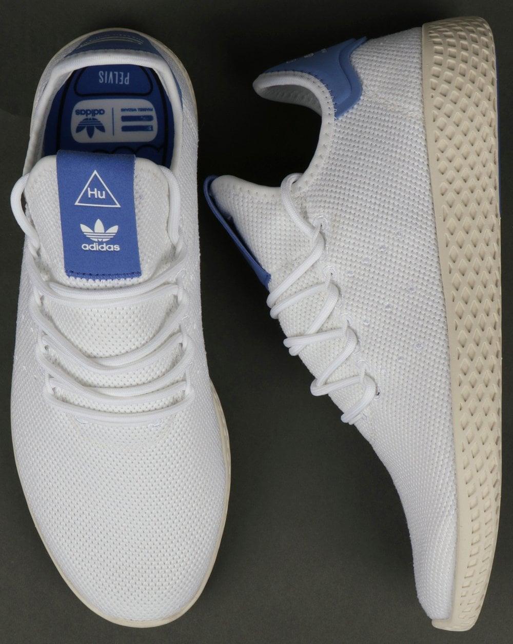 Adidas PW Tennis HU Trainers White,Blue