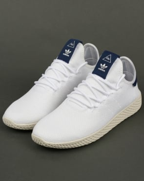 adidas Trainers Adidas PW Tennis HU Trainers White/Navy