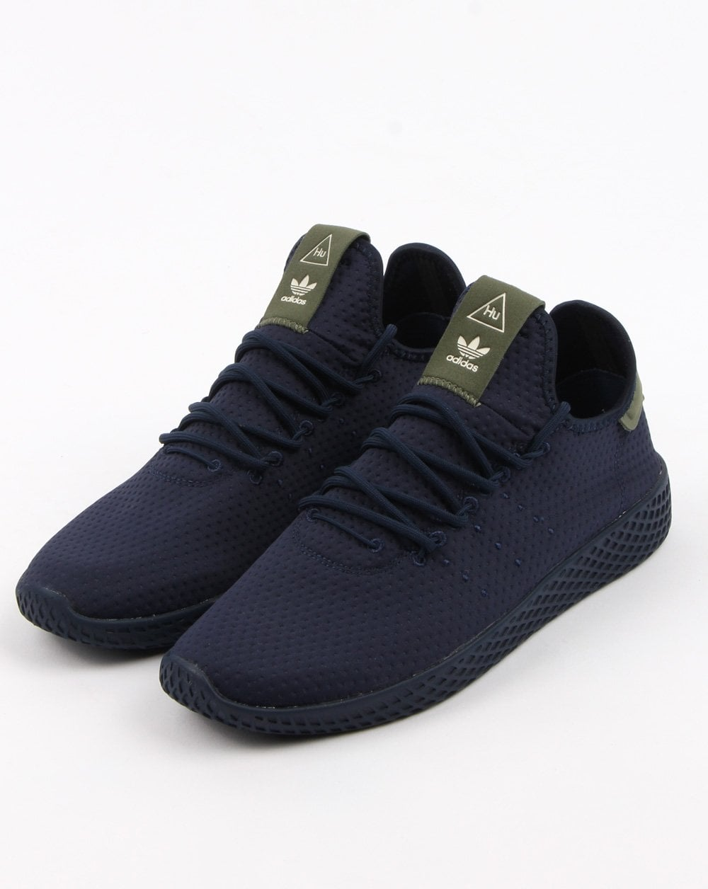 1f183859d adidas Trainers Adidas Pw Tennis Trainers Navy