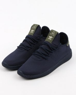 adidas Trainers Adidas Pw Tennis Trainers Navy