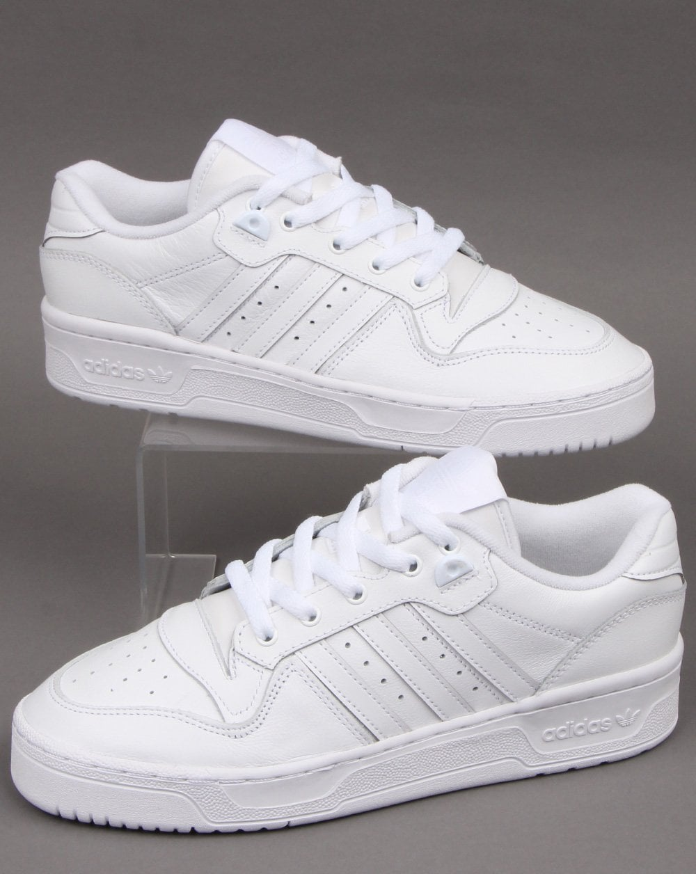 Adidas Rivalry Low Trainers White/White