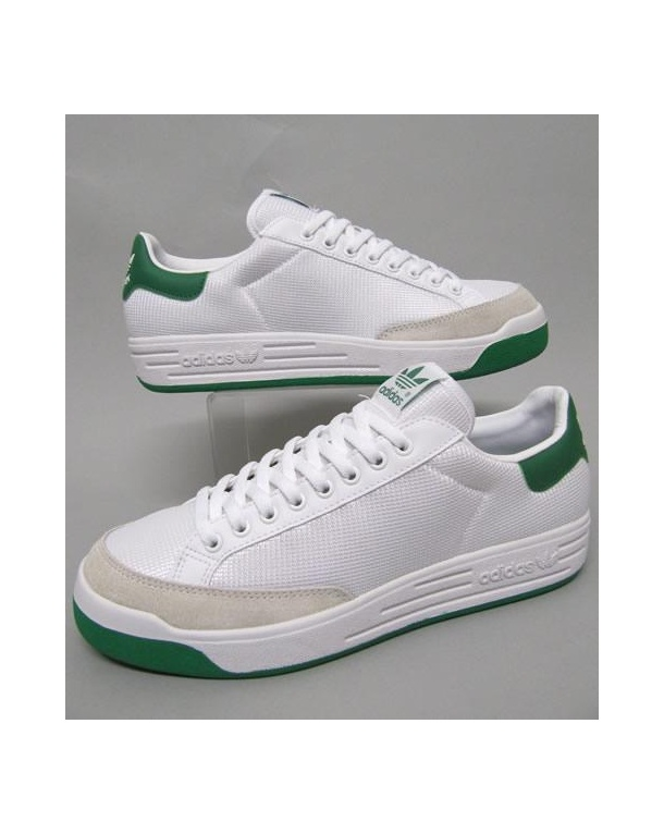 adidas rod laver tennis trainers white green rod laver classic tennis shoes. Black Bedroom Furniture Sets. Home Design Ideas