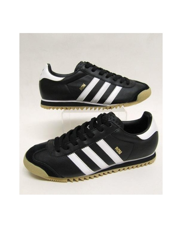 Adidas Rom Trainers Black