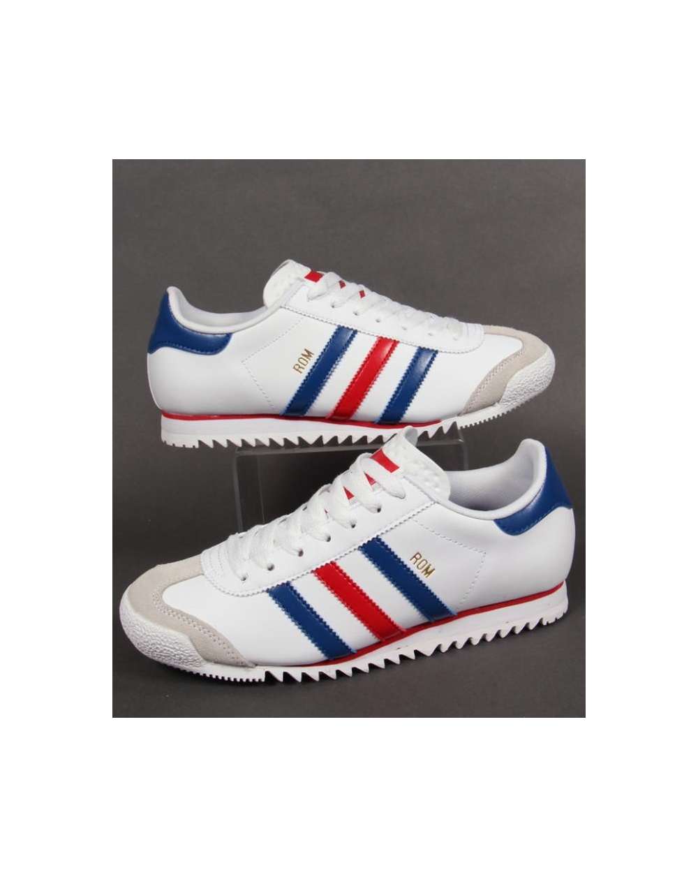 adidas rom original trainers mens