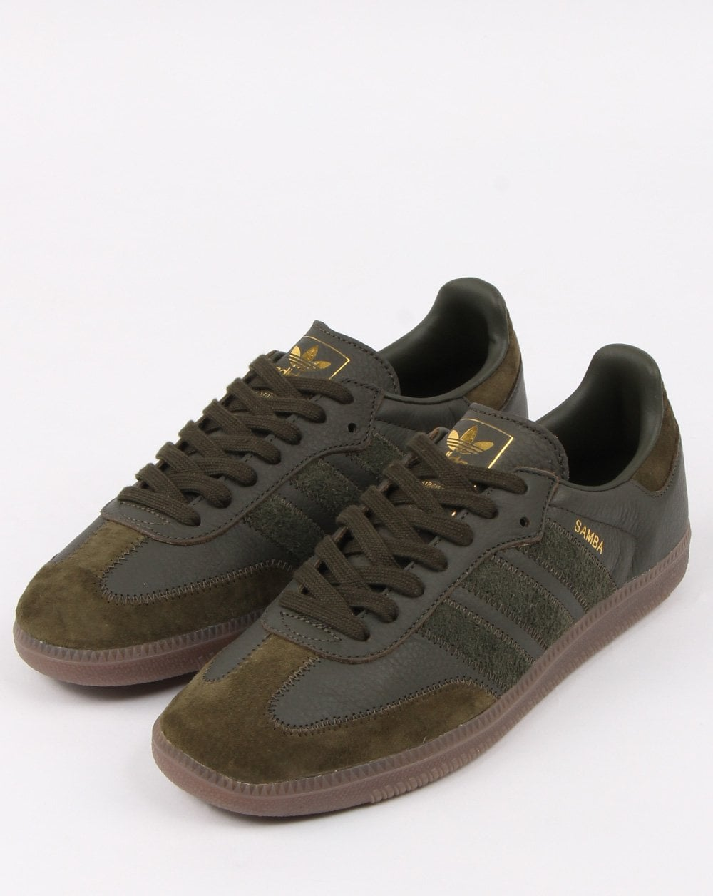 Adidas Samba Og Ft Trainers Night Cargo