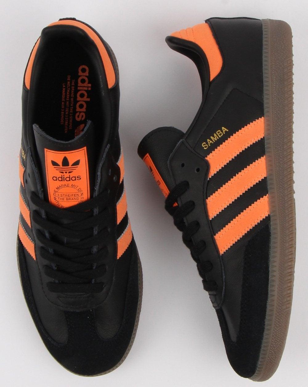 Adidas Samba, Black, Og Trainers