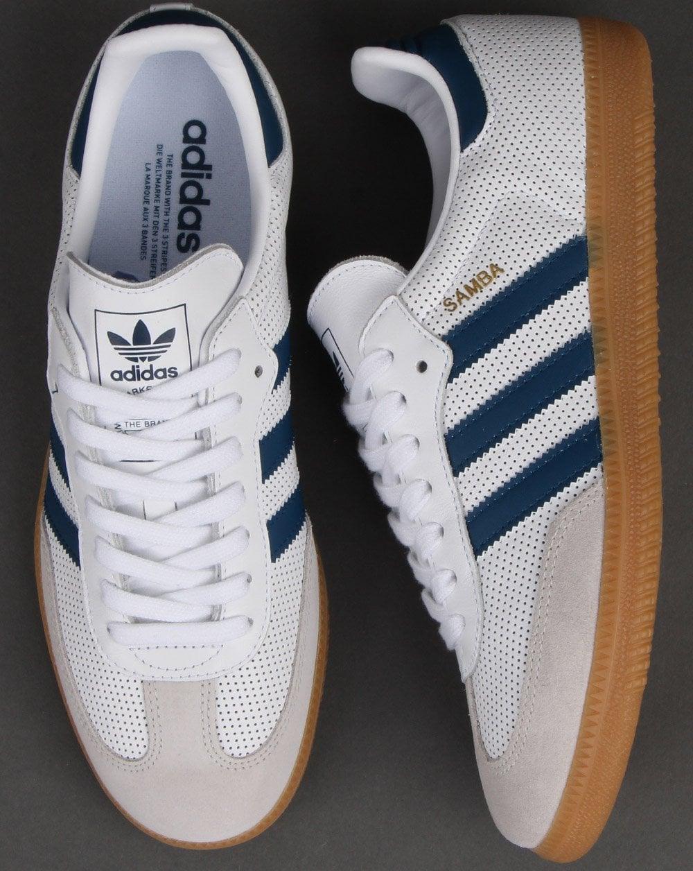 Og Whitelegend Trainers Samba Marine Adidas kiXPZu