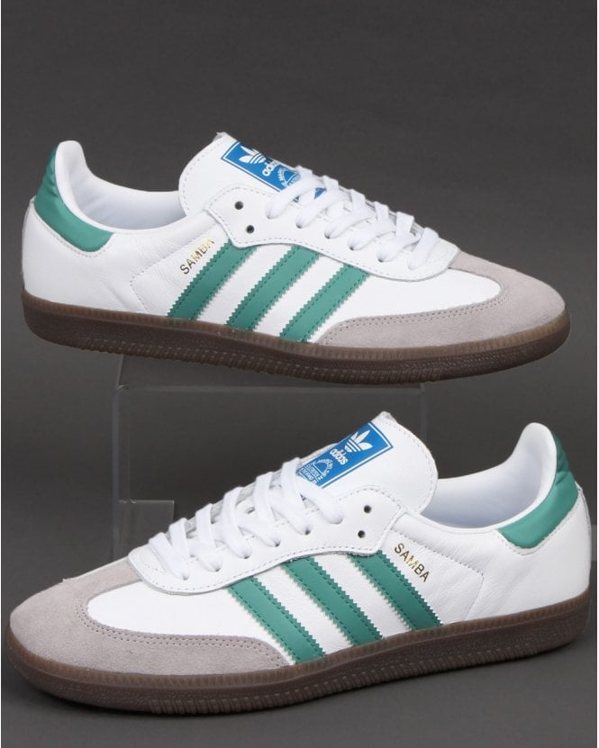 Adidas Samba Og Trainers White/Light