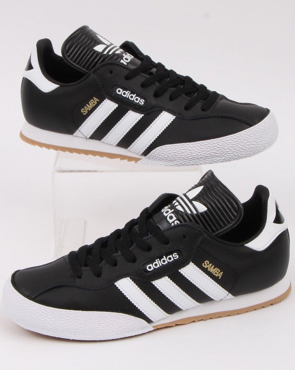 adidas samba trainers size 9