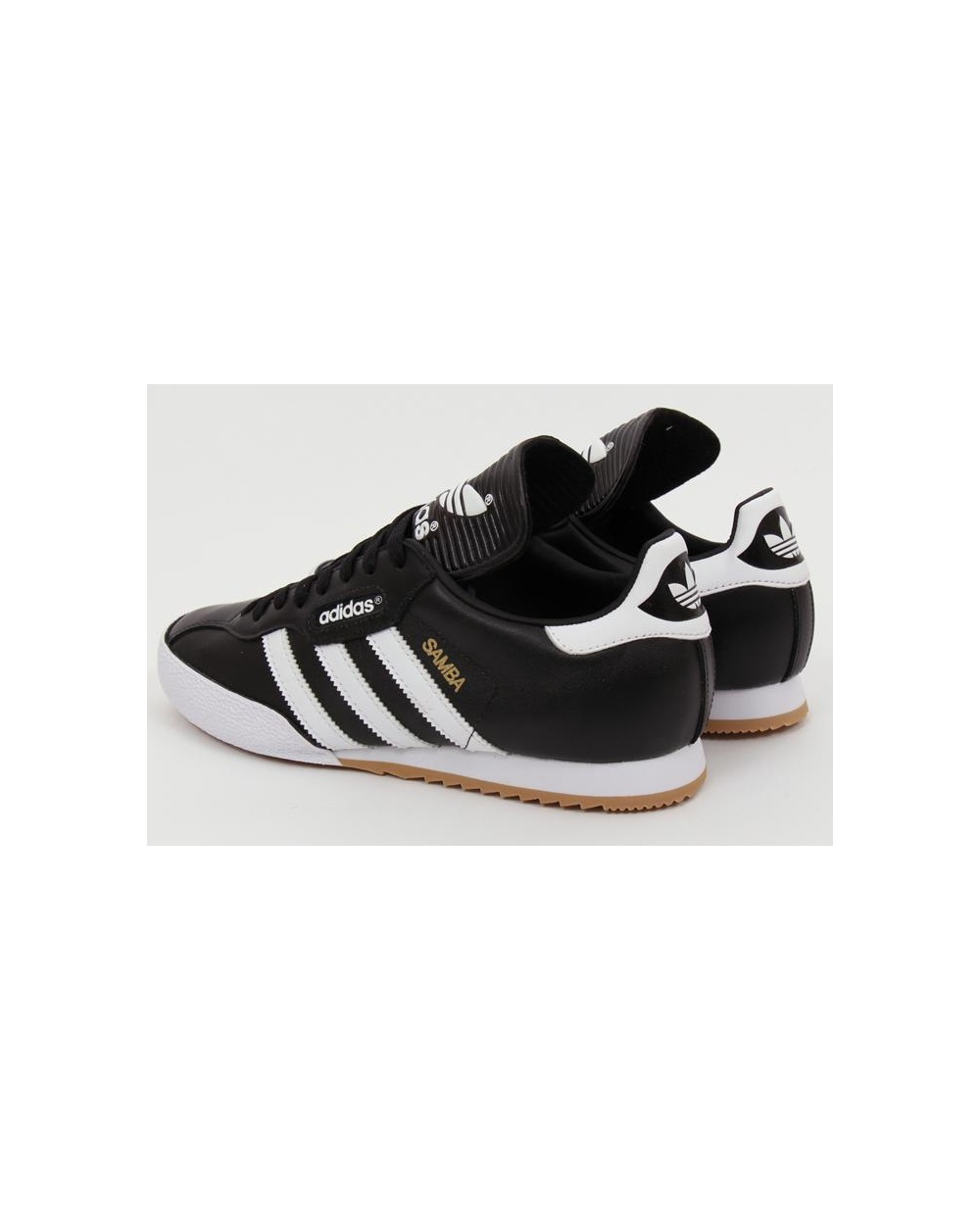 29454d4f1 italy adidas samba super trainers black white 101e6 d6ee0