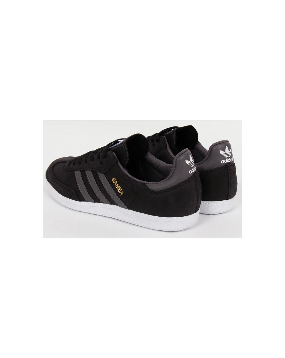 Adidas Samba Brown Golf Shoes