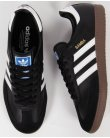 Adidas Samba Trainers Black/white/gum