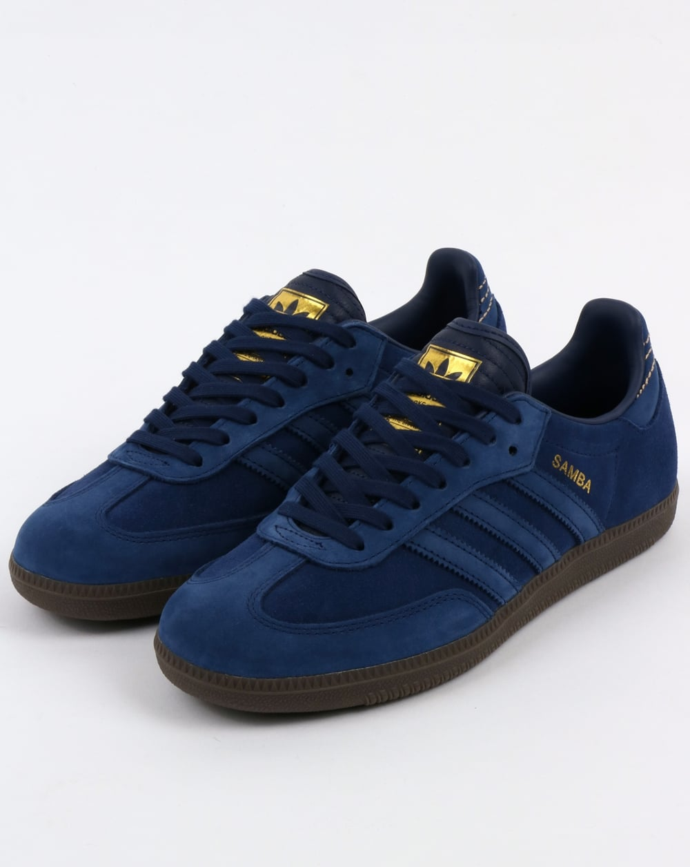 Adidas Samba Trainers Dark Blue,suede,OG,shoes,super,originals