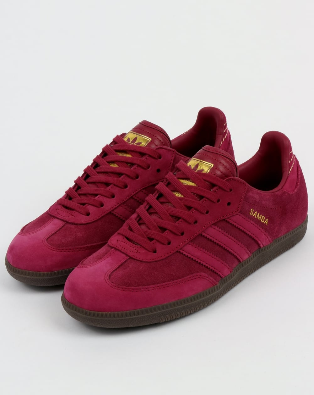 extraer Mayordomo Gran engaño  Adidas Samba Trainers Mystery Ruby,suede,OG,shoes,super,red