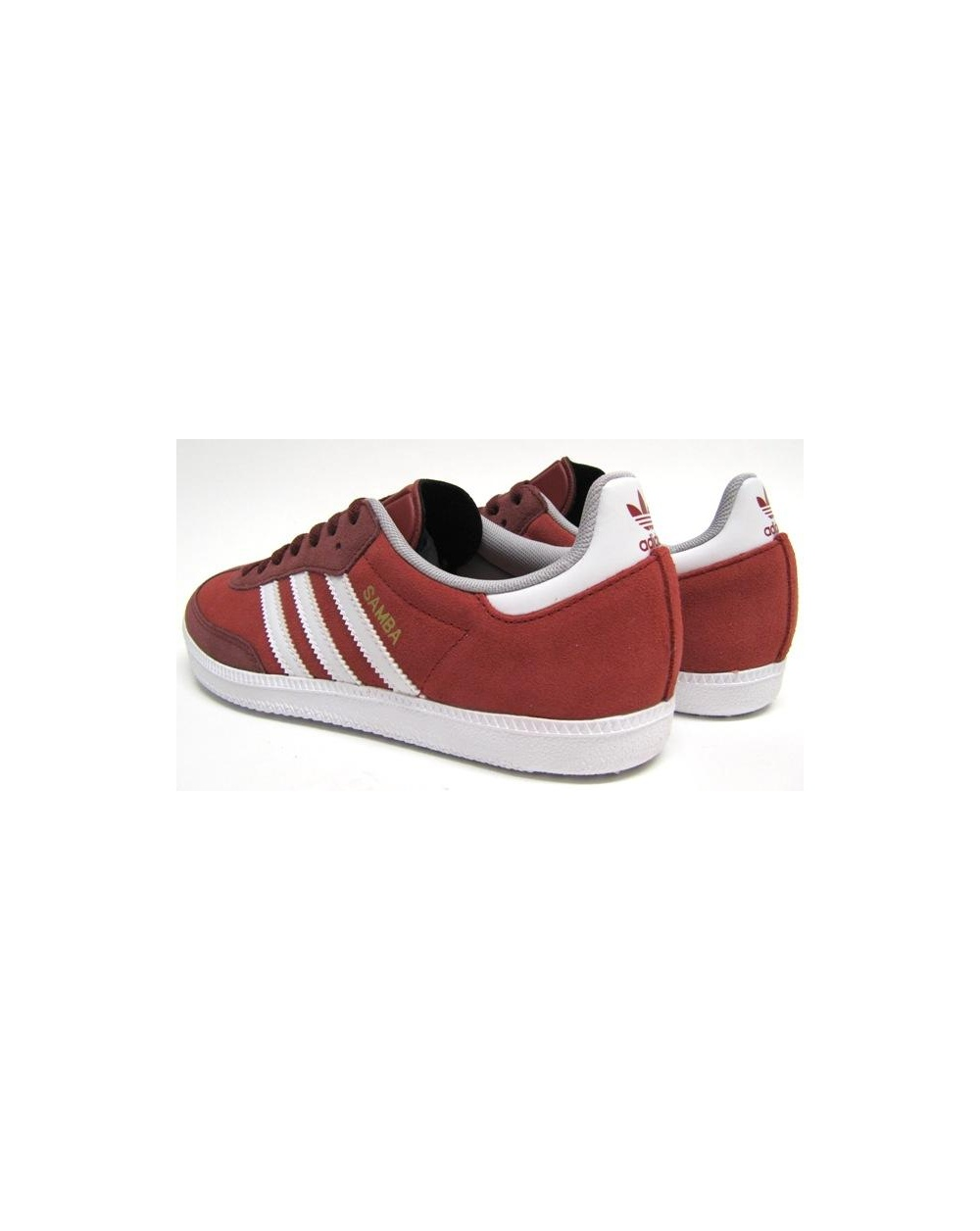 adidas samba red suede on sale   OFF61% Discounted 1e629b954