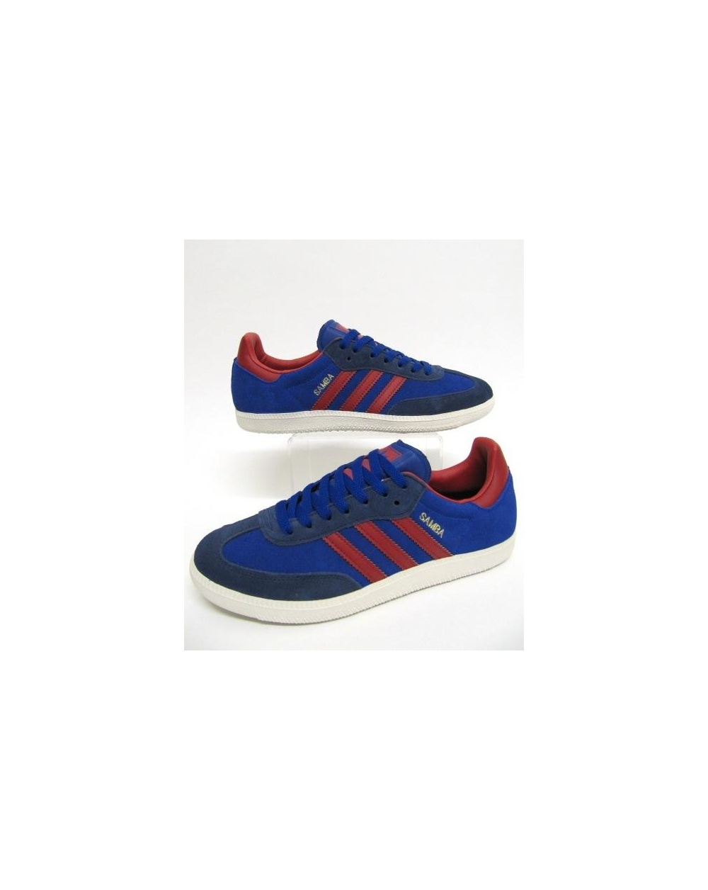 6a69011aae Buy adidas samba blue red   OFF63% Discounted