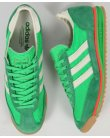 Adidas SL 72 Trainers Flash Green/White
