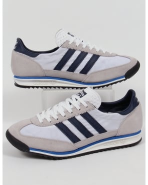 Adidas Trainers Adidas Sl 72 Trainers White/navy/royal