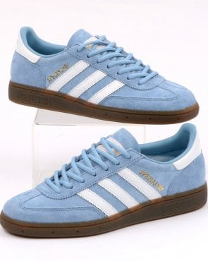 adidas Trainers Adidas Spezial Trainers Ash Blue/White