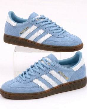 Adidas Kundo II 2 Leather Martial Arts Trainers white blue