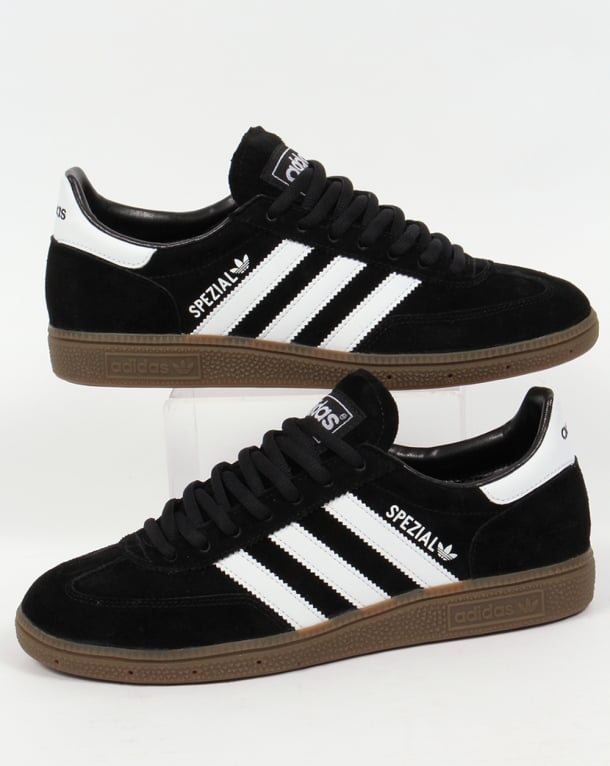 Adidas Spezial Trainers Black/White