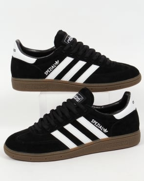 adidas Trainers Adidas Spezial Trainers Black/White
