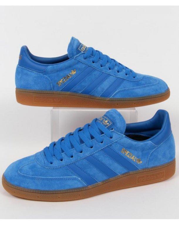 Adidas Spezial Trainers Bluebird Blue