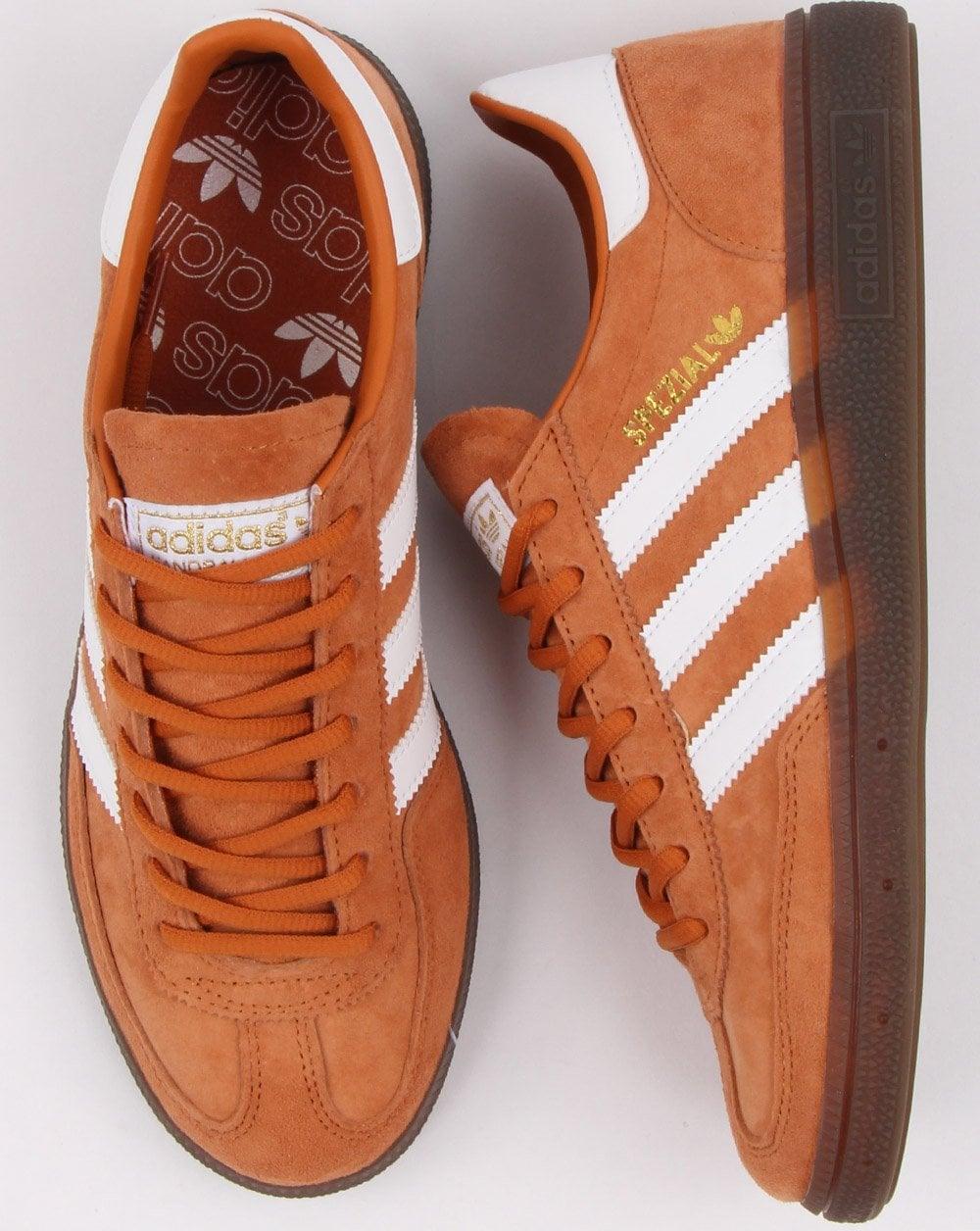 Adidas Spezial Trainers CopperWhite