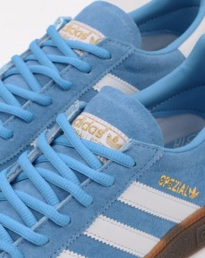 adidas Trainers Adidas Spezial Trainers Fresh Blue/white