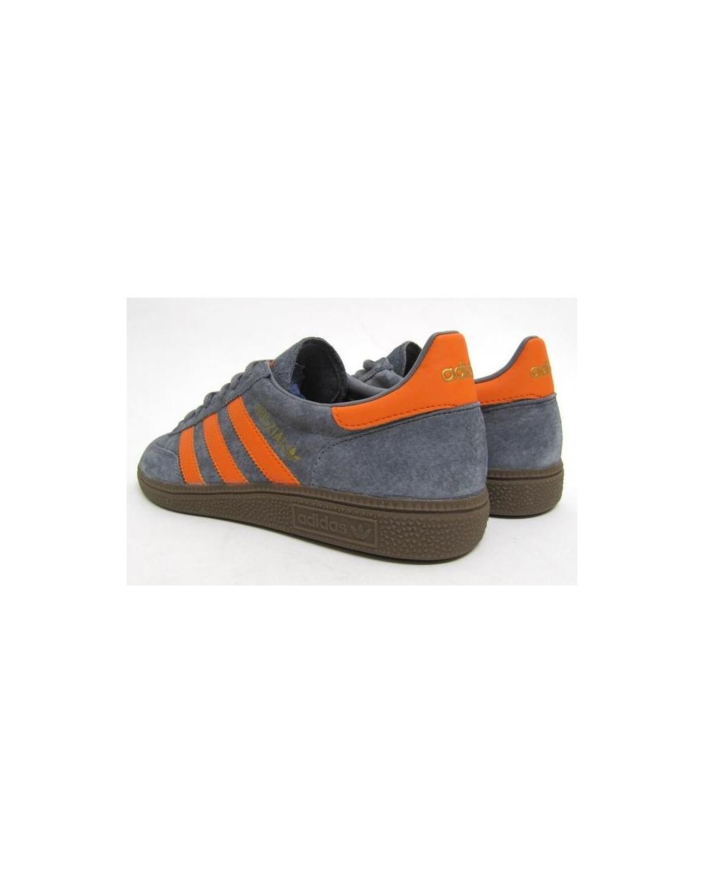 premium selection 4cc0b 81d39 ... Adidas Spezial Trainers Grey Orange ...