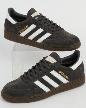 adidas Trainers Adidas Spezial Trainers Grey/White