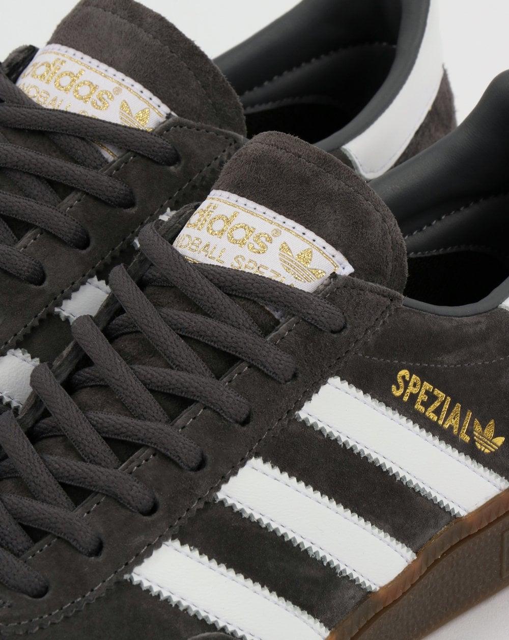 Adidas Spezial Trainers Grey,White