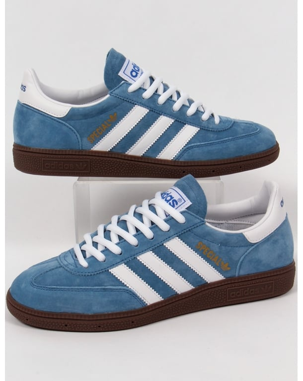 Adidas Trainers Adidas Spezial Trainers Handball Royal Blue/white