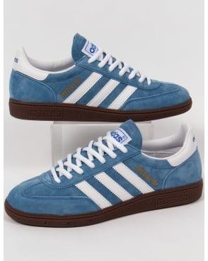 adidas Trainers Adidas Spezial Trainers Handball Royal Blue/white