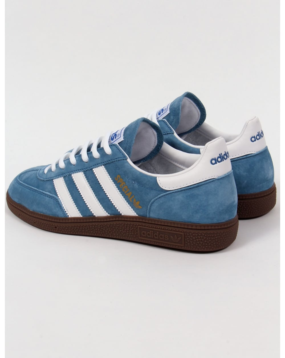 adidas handball spezial trainers royal blue white. Black Bedroom Furniture Sets. Home Design Ideas