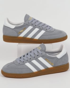 Adidas Trainers Adidas Spezial Trainers Light Grey/White