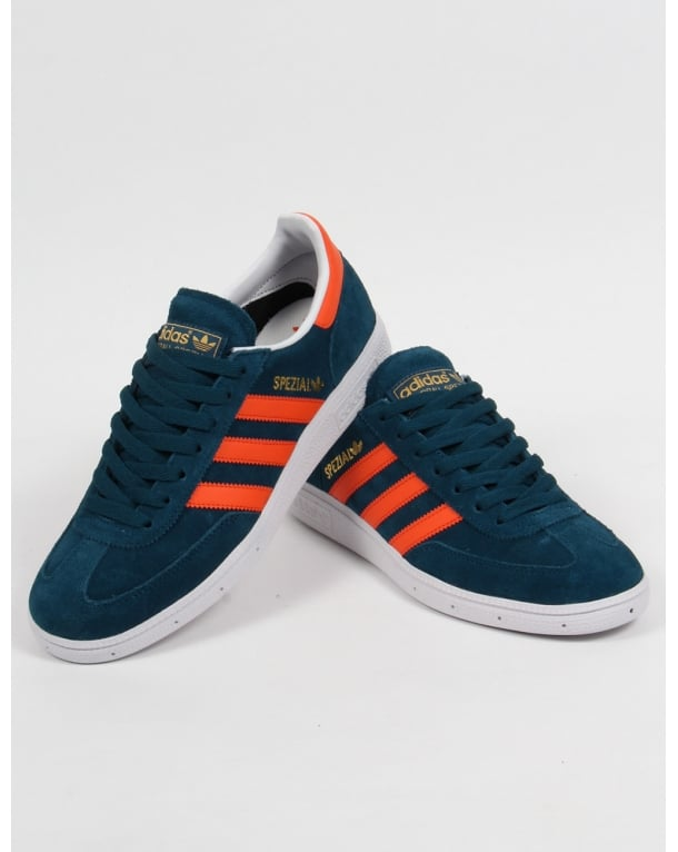 Adidas Spezial Trainers Mineral Blue