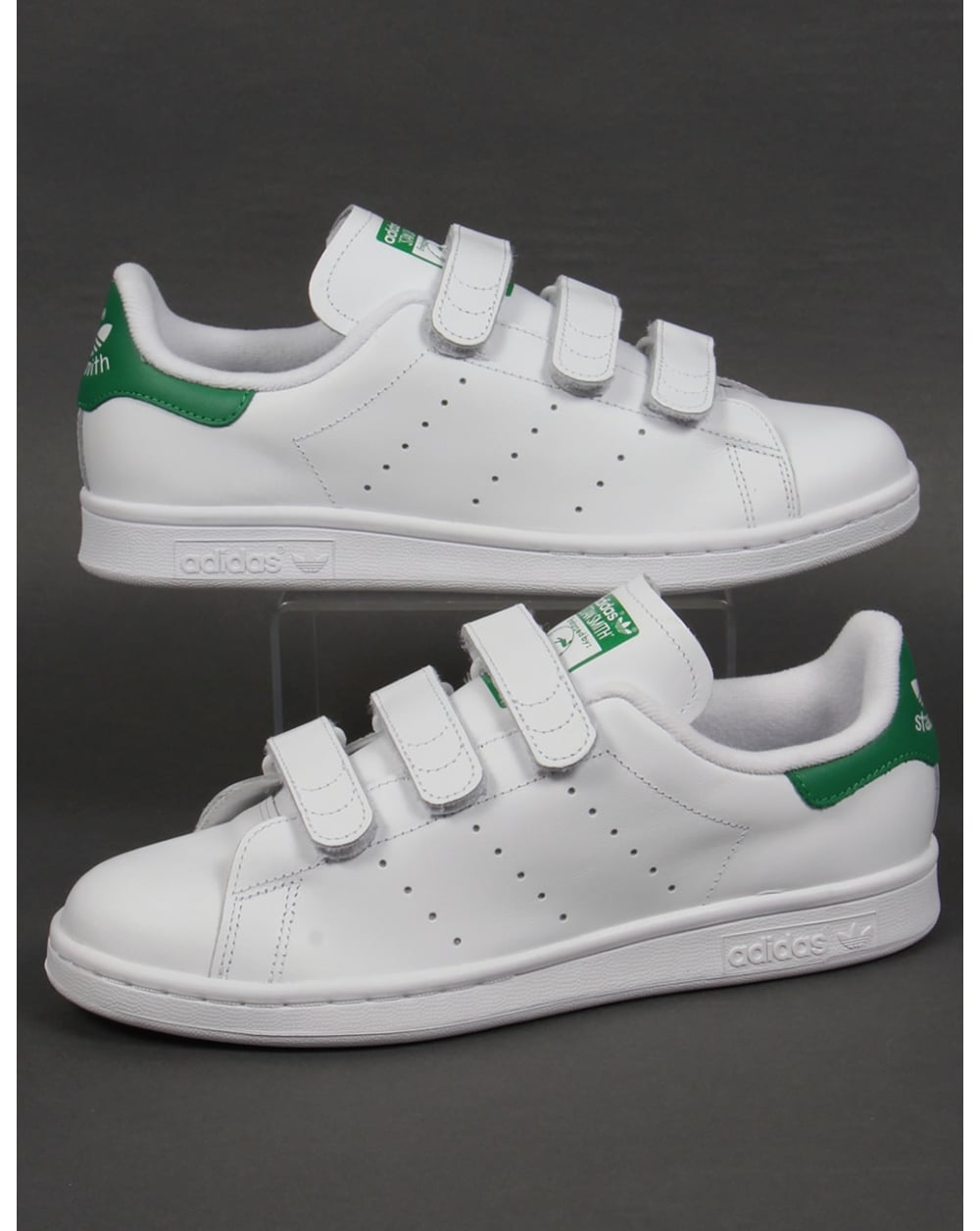 pretty nice 4b294 f3282 Adidas Stan Smith Cf Trainers White/green