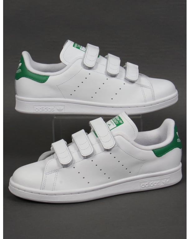 Adidas Stan Smith Cf Trainers White/green