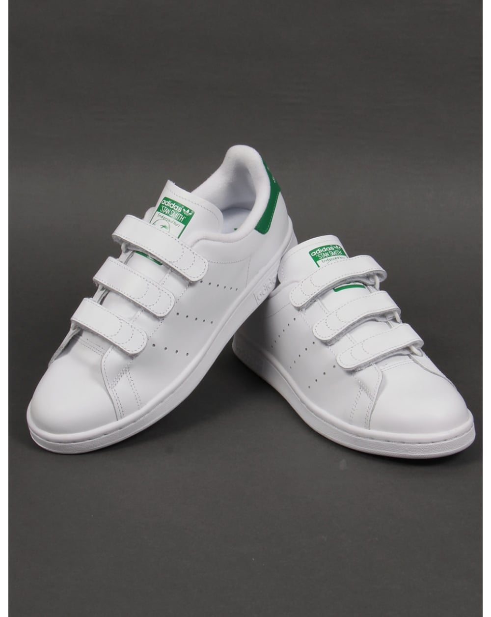 adidas stan smith cf trainers white green originals shoes sneakers. Black Bedroom Furniture Sets. Home Design Ideas